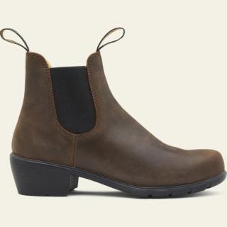 Women's Style 1673 pu-elastic-sided-womens-heel_1673_F by Blundstone