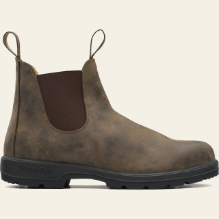 Men's Style 585 pu-tpu-lined-elastic-sided-v-cut_585_M by Blundstone
