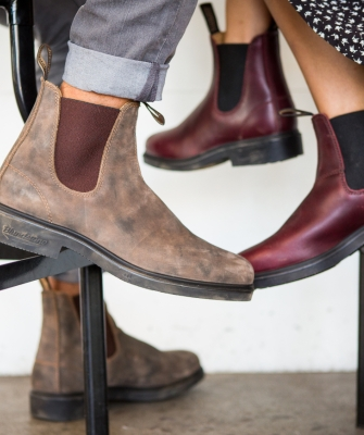 Photo of Men's and Women's Blundstone Chelsea Boots